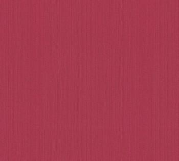 Vliestapete AS Creation Happy Spring 8-34762-7, 347627 Uni kirsch-rot
