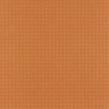 Texdecor Caselio - Swing 36-SNG68873126 orange Punkte-Tapete Vlies