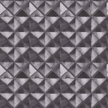 3D-Optik Tapete Violett Muster 62-BLS201015 Tenue de Ville BALSAM