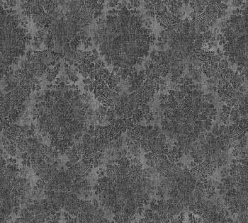 AS Creation Secret Garden 336078, 8-33607-8_L Vliestapete grau Wohnzimmer