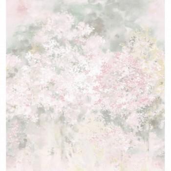 Paneel Rosa Blumen