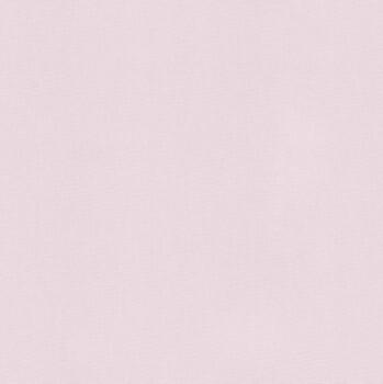 Vlies-Tapete Uni Rosa