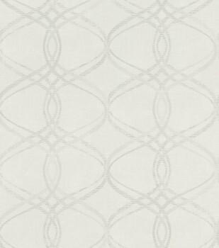7-801613 Ylvie Rasch Tapete grafisches Muster beige Glanz