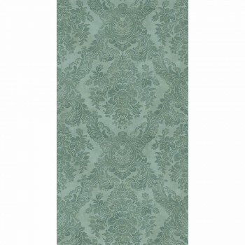 Texdecor Casadeco - Palazzo 36-PALA83557403 Ornamenttapete Vinyl grün