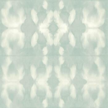 Rasch Textil Boho Chic 23-148682 Vliestapete Batikoptik fjordgrün