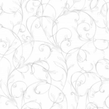 Texdecor 36-IRS68869222 Caselio - Iris Blumentapete Vlies weiß