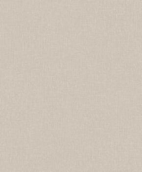 Grandeco Origine 37-OR1005 Vlies Tapete sand-grau Uni Wohnzimmer