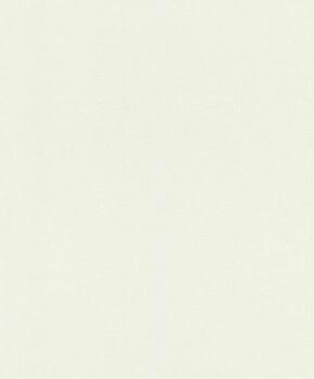 SALE 2er Set Creme-Weiß Vliestapete Uni Matt Flur
