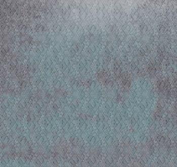 Vlies Türkis Muster Wandbild Tenue de Ville ODE 62-ODED192009
