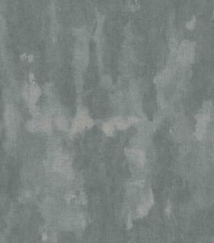 Rasch Florentine II 7-455564 Vliestapete grün Uni Schlafzimmer