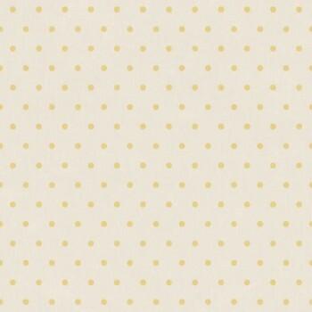 Caselio - Bon Appetit Texdecor Vlies-Tapete 36-BAP68382017 gelb Punkte