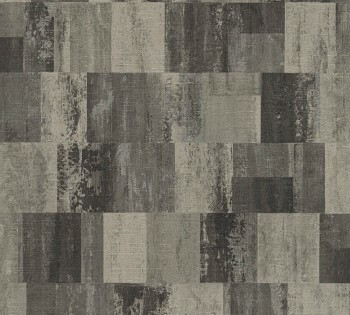 AS Creation Titanium 2 8-36002-4, 360024 Muster dunkel-grau Vlies Tapete