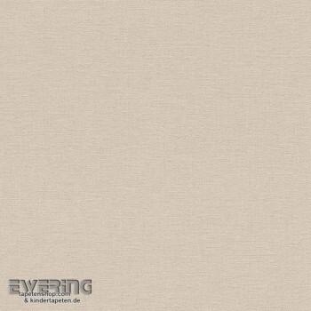 Rasch Florentine 7-448634 Vliestapete beige Uni Leinenstruktur