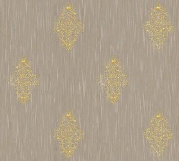 AS Creation Architects Paper Luxury Wallpaper 319463, 8-31946-3 Vliestapete beige gold