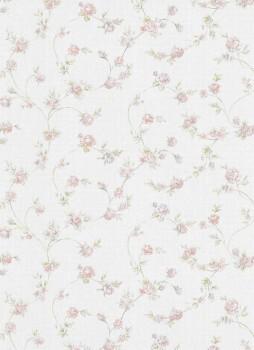 Erismann Vie en Rose 33-5824-05, 582405 Vliestapete pink Wohnzimmer