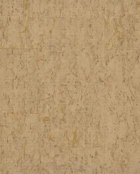 55-389534 Eijffinger Natural Wallcoverings II Korktapete gold glänzend
