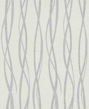 Erismann Sevilla 33-5987-01, 598701 Vliestapete beige Streifen Schlafzimmer