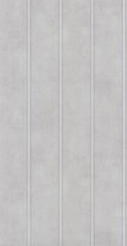 Streifen Tapete Grau