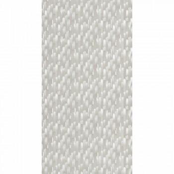Holzstiel Tapete Silber Grau