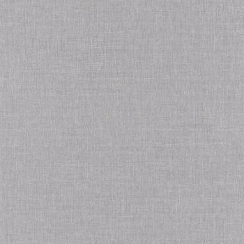 Tapete Uni Silbergrau Caselio - Linen II 36-LINN68529750