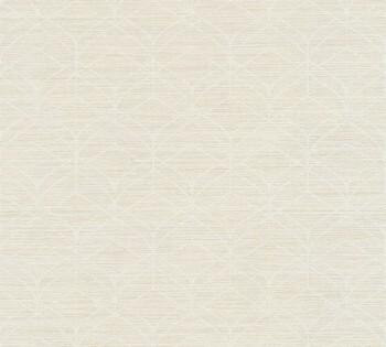 8-36004-4 Vliestapete Titanium 2 AS Creation grafisches Muster hell-beige