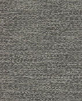 Siroc Eijffinger 55-376048 warmes dunkel-grau glänzend Vlies-Tapete