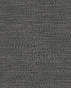 Eijffinger Siroc 55-376047 dunkel-grau braun Muster Vlies Tapete