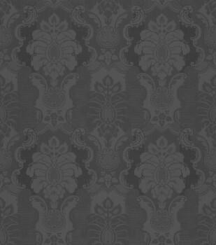 Ylvie 7-802450 Rasch Vlies-Tapete schwarz Ornamente Schlafzimmer