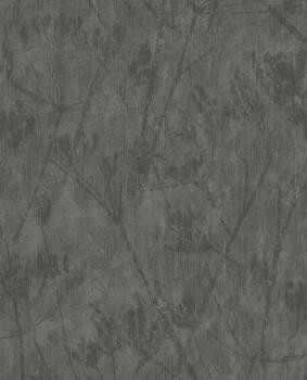 55-379055 Eijffinger Lino Blumen Vliestapete schwarz