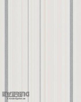 6-57132 Zuhause Wohnen 4 Marburg beige Streifen creme-silber