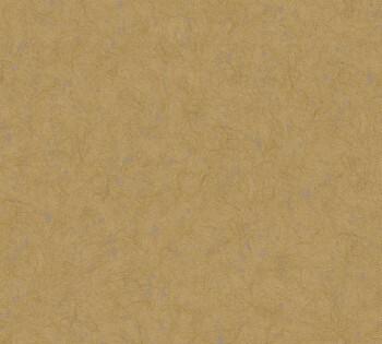 33986-3, 339863 Vliestapete Saffiano AS Creation sand-braun glänzende Punkte