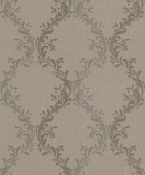 Rasch Textil Velluto 23-074863 Textiltapete braun Wohnzimmer Barock