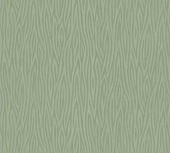 8-35347-4, 353474 Vliestapete Happy Spring AS Creation hell-grün Wellen