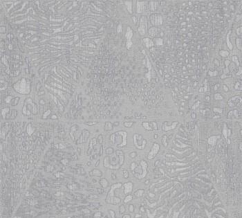 AS Creation Saffiano 34060-2, 340602 grau Tierhaut Optiken Vliestapete