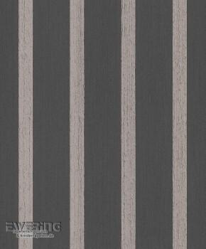 23-077949 Liaison Rasch Textil dunkel-braun Streifen Textiltapete
