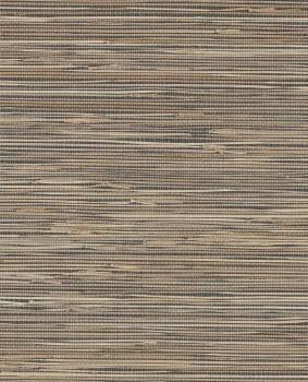 Natural Wallcoverings II Eijffinger Bambustapete beige schwarz 55-389562