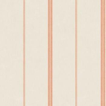 Caselio - Bon Appetit 36-BAP68393050 Vlies Tapete Streifen orange