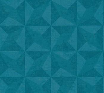 8-36001-1 Vliestapete Titanium 2 AS Creation meer-blau grafisches Muster