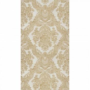 Texdecor Casadeco - Palazzo 36-PALA83551304 Ornamente Vinyltapete gold