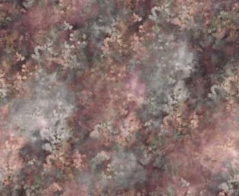 Rost-Rot Grün Muster Wandbild Tenue de Ville ODE 62-ODED190610