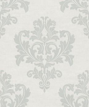 Rasch Textil Aristide 23-228235 Vliestapete grün Flur Neo-Barock