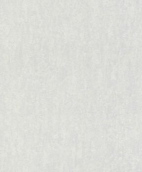 Uni-Tapete Matt Vlies Grau Wohnbereich
