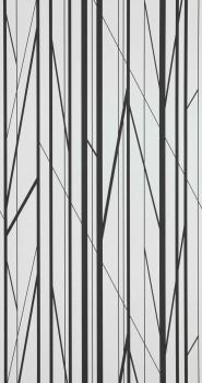 BN/Voca Loft 12-218482 Tapete Streifen schwarz/Weiß