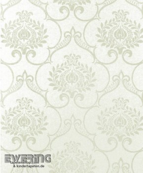 Texdecor Casadeco - Midnight 3 36-MDG26450136 Vlies creme-weiß