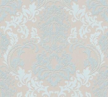 8-36166-2, 361662 AS Creation Neue Bude 2.0 Ornamente taupe Vliestapete