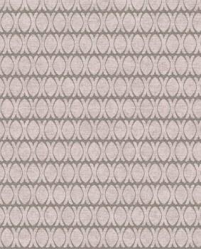 Eijffinger Lounge 55-388714 grafisches Muster rosa Vliestapete