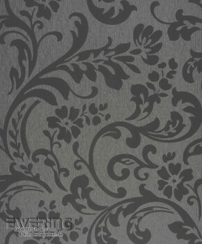 36-MDG26509221 Casadeco - Midnight 3 Texdecor grau Ornamet Tapete