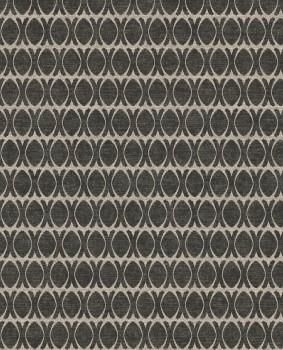 55-388715 Vliestapete Eijffinger Lounge beige schwarz Muster