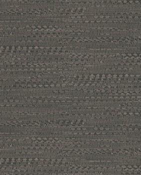 55-376042 Eijffinger Siroc dunkel-braun Muster Tapete Vlies glänzend