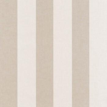 Texdecor 36-FAO69031010 Caselio - Faro beige Streifentapete Vlies